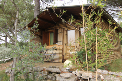 Chalet Bambou